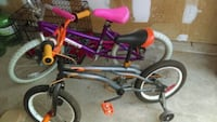 toddler's pink and purple bicycle Hamilton, L8T 4P4