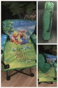 Child Winnie the Pooh fold up chair