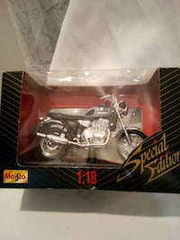 Die Cast Model Motorcycle Thunderbird  Countryside, 60525