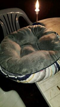 gray and white pet bed Pittsburgh, 15206