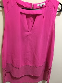 women's pink sleeveless top Arlington, 22204