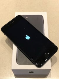 Unlocked iPhone 7 128gb with Apple Care  Calgary, T2P 5G3