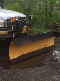 black and yellow utility trailer Meadville, 16335