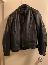 Wilsons Leather Motorcycle Jacket Fort Belvoir, 22060