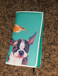 NEW WALLET FOR DOG LOVERS