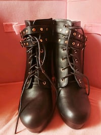 Black boots Kissimmee, 34759