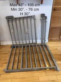 Metal safety barrier - 3 pcs Pointe-Claire, H9R 5T3