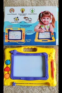Magnetic drawing board.... nagotioble Gaithersburg, 20878