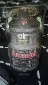 Hoover Air Pro Bagless Canister Vacuum. Used once! Edmonton, T6E 0V8