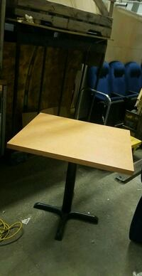 15 tables all one money ! Lot sale ! 2ftx 3ft