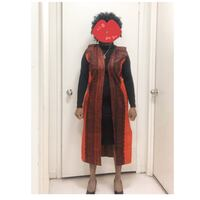 African fabric dress  Mississauga, L5K 2R3