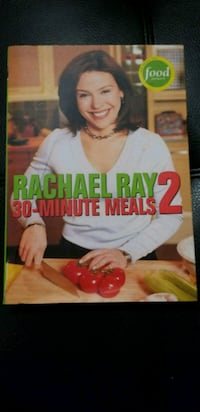 Rachel ray cookbook 2 Orchard Lake Village, 48323