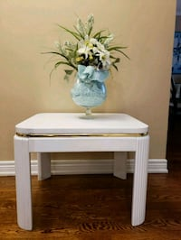 Re-styled White Coffee table  Toronto, M9C 4T4