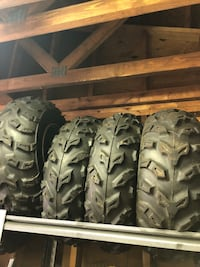 Yamaha Rhino OEM tires and wheels Leesburg, 20175