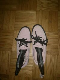 RUSH RUSH! FOR SALE! VANS OFF THE WALL  VANS SUEDE Toronto, M4H 1E1