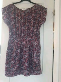 BCBG Floral Dress Burlington