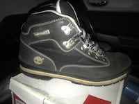 Timberland boots men size 12 Worn A lot only $20 Centreville, 20121