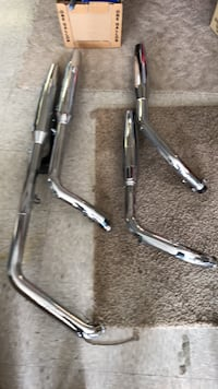 late model sportster 1set 85up evo-fatboy-orf flhs etc as new Greencastle, 17225