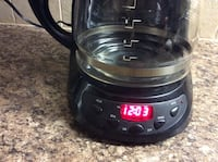 12 CUP COFFEE MAKER Toronto, M6L 1T8
