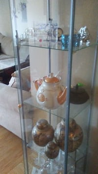 China glass. Cabinet Halton Hills