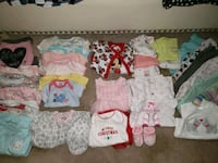 Baby girl clothes  Bowie, 20716