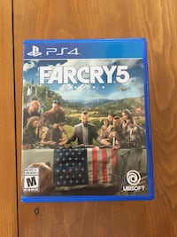 Farcry 5 ps4  New Westminster, V3M 4C8