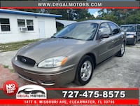 2004 Ford Taurus for sale Clearwater