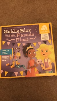 Construction toy - Goldie Blox Central Islip, 11722