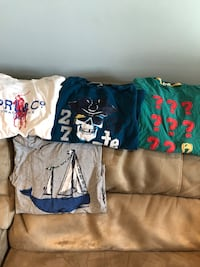 Boys clothing size 10 Chelmsford, 01824