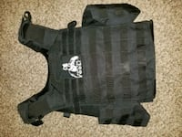 Plate Carrier W/Front+Back Plates