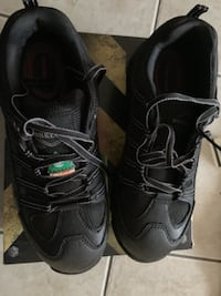 Safety steel toe shoes TORONTO