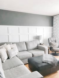 Section couch from Ashley Furniture  Barrie
