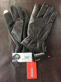 Men's Leather Izod gloves. Well made! Huntingtown, 20639