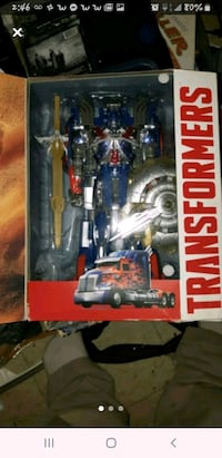 First Edition Optimus Prime (AOE)