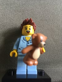 Lego sleepyhead minifigure New Market, 21774