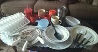 Dishes LOT Easton, 18042