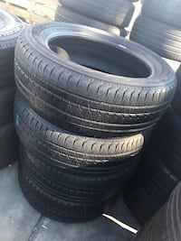 Set semi new Bridgestone 255/55/20