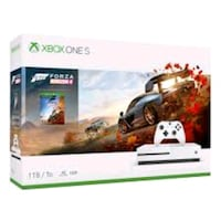 xbox one s with 4 games and headset .... Ashburn, 20147