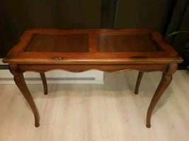 Console hallway table (price negotiable)