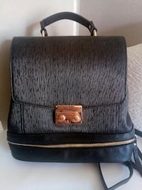 Sac a dos immitation cuir zara occasion  Paris, 75012