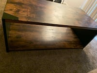 Wood Coffee table West Valley City