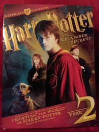 Harry Potter And The Chamber Of Secrets Ultimate Edition Fuquay Varina