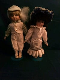 Boy and Girl Doll Set Henderson, 89015