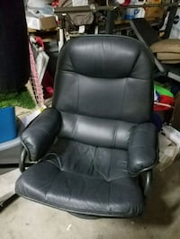 Leather recliner chair Levittown