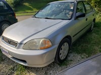 1998 Honda Civic 4dr Sdn LX Auto Fort Madison