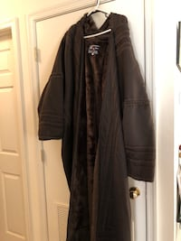 Mens Fur Arabic coat 5 feet long Woodbridge, 22193
