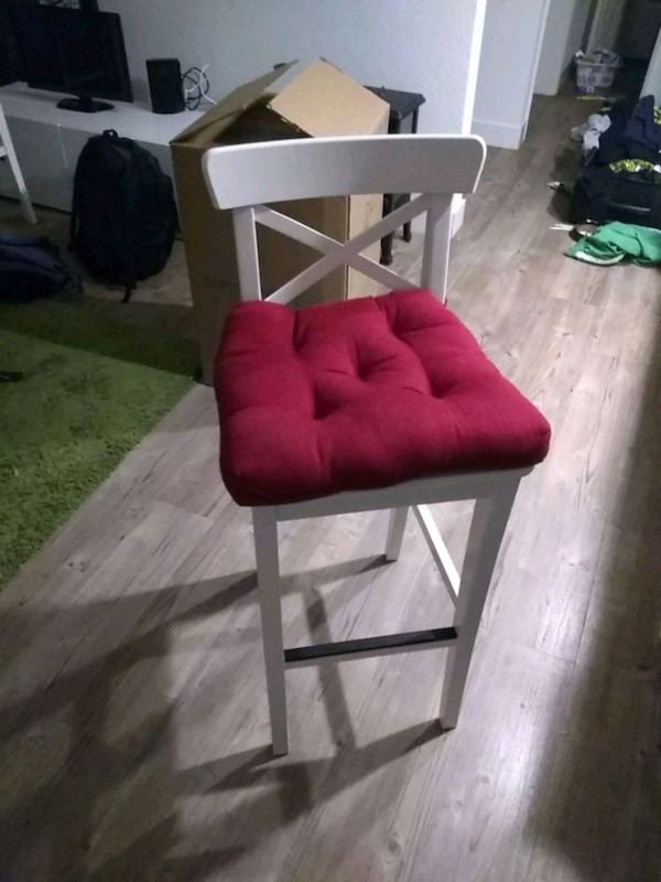 Used 2 Ikea Bar Stools For In Sunnyvale