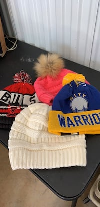 Nice winter hats for him and her. Baltimore, 21206