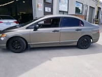 Honda - Civic - 2008 - no accident, tax included Toronto