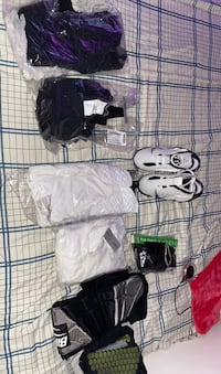 2XL football gear(never worn before)